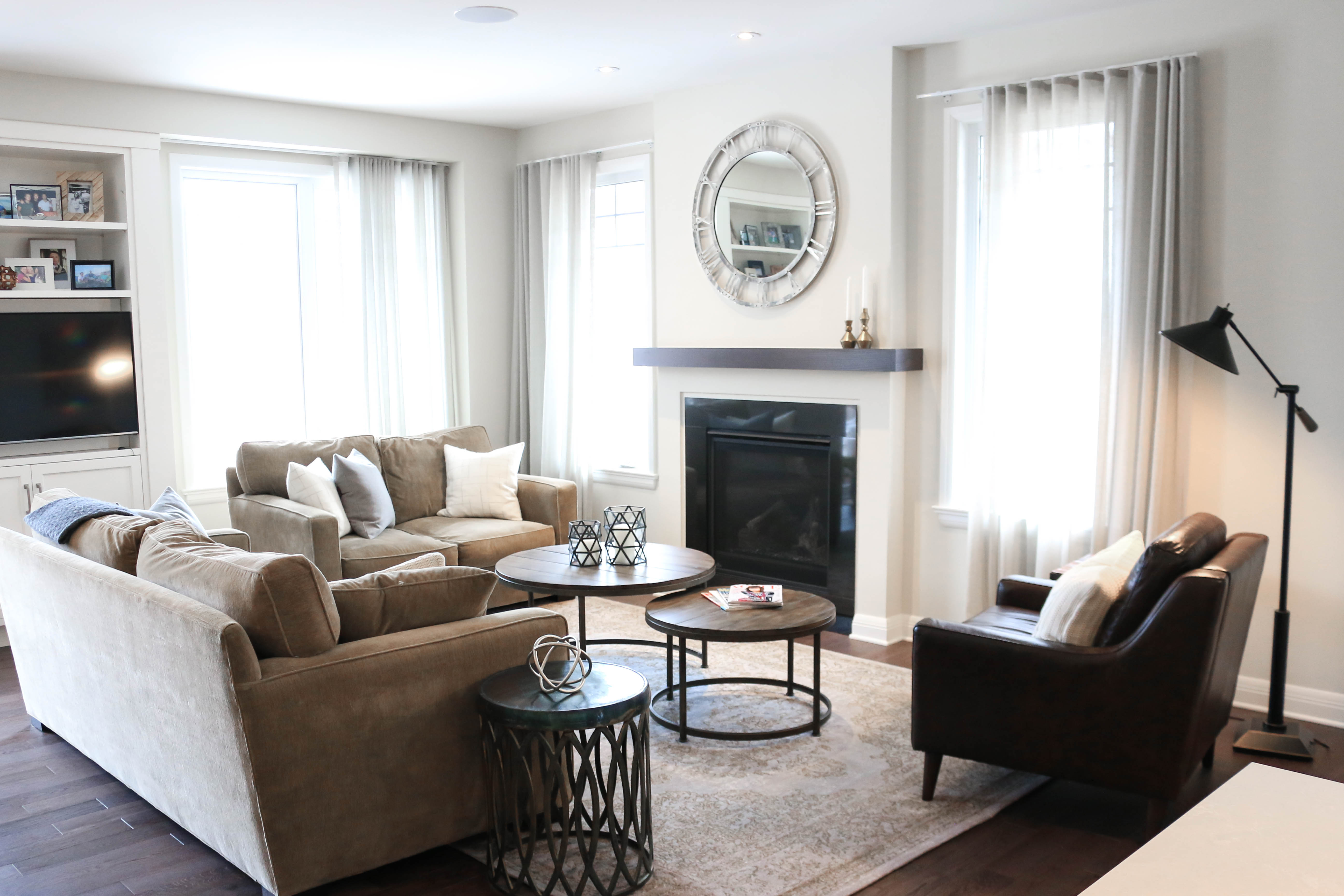 Touring the Orchard Townhome | Uniform Developments