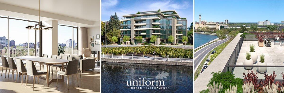 Echo Canal Uniform Developments Ottawa